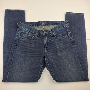 LUCKY BRAND Sienna Slim Boyfriend Blue Jeans